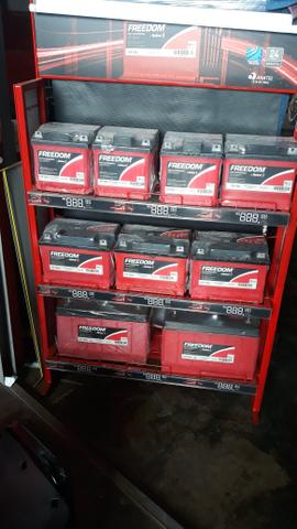Baterias automotivas, duracar baterias com otimas promoções de fim de amo - Foto 2