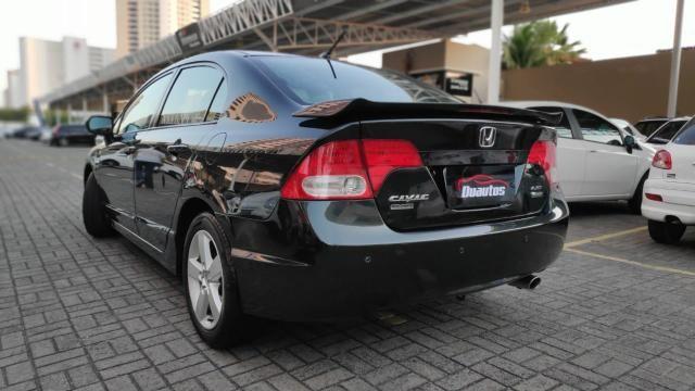 Vendo Honda Civic 2008 LXS automático - Foto 2