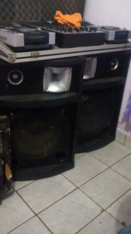 Som e mesa de DJ - Foto 2