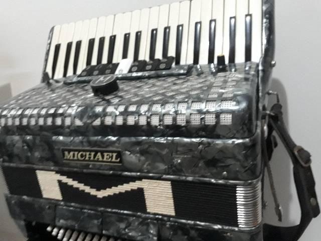 Sanfoma Michael 80bx eletrificada
