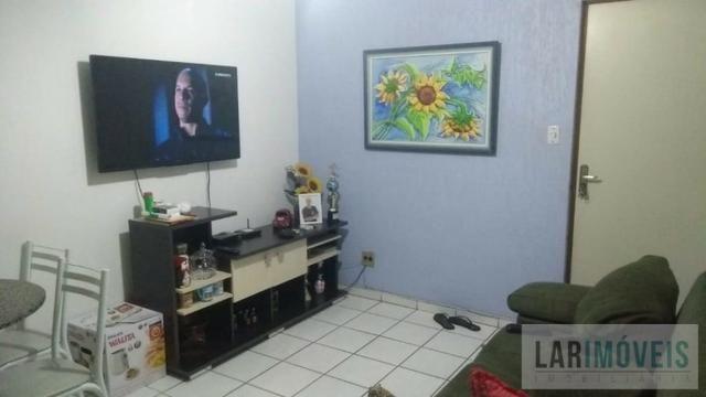 GS-Apartamento bem localizado em Valparaíso, 2 quartos climatizado sol da manha