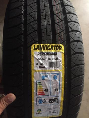 195/55/15 com 5 anos de garantia são 4 pneus em 8x de 142,00 no lugar - Foto 2