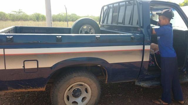 Chevrolet d20 94 completa - Foto 3