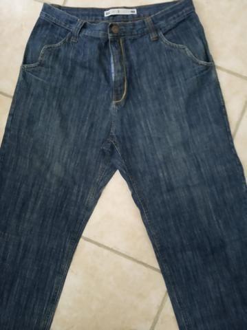 Calça jeans masculina 52 - Foto 3