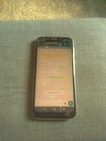 Moto g 7 play vendo ou troco - Foto 3