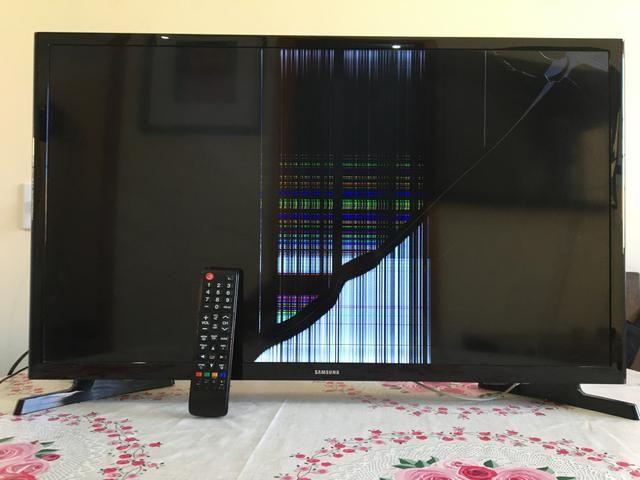 Tv Samsung smart 32 polegadas PEÇAS