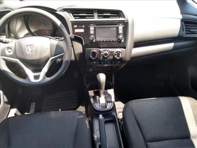 HONDA FIT 1.5 EX 16V FLEX 4P AUTOMÁTICO - Foto 4