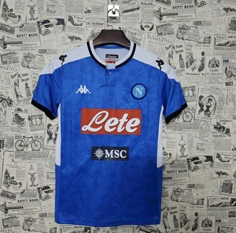 Camisa do Napoli - Foto 2