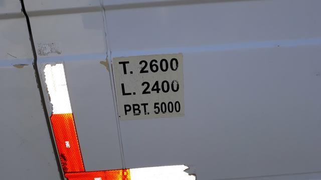 Iveco caminhão furgão - Foto 4