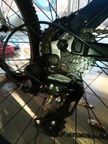 Bicicleta TSW. Aro 29. 24 marchas. Freio a disco - Foto 3