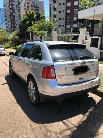 Ford Edge Limited com baixa quilometragem e top de linha - Foto 8