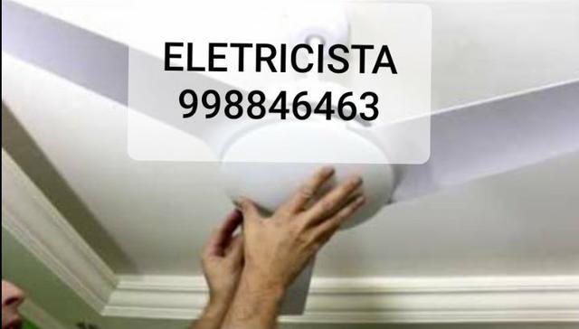 Eletricista - atendo toda Grande Vitória