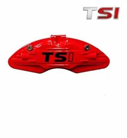 Capa Pinça De Freio Vermelha - Foto 3