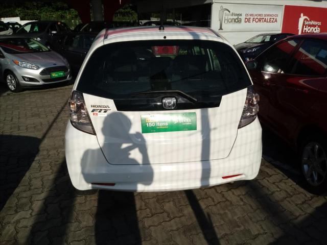 HONDA FIT 1.4 CX 16V FLEX 4P AUTOMÁTICO - Foto 4