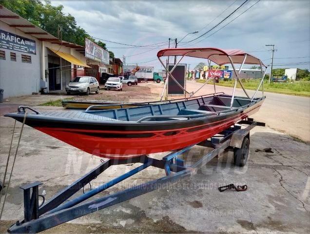 Fabricamos cascos e botes de alumínio naval - Foto 14