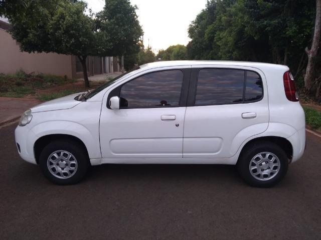 Fiat UNO Vivace 4P - 2012 - Foto 3