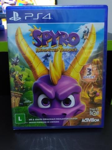 Spyro - NOVO - PS4