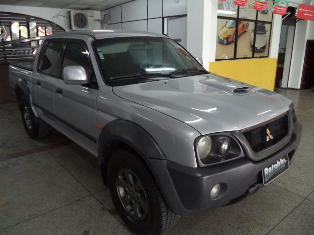 MITSUBISHI L200 OUTDOOR 2010/2010 2.5 HPE 4X4 CD 8V TURBO INTERCOOLER DIESEL 4P MANUAL - Foto 3