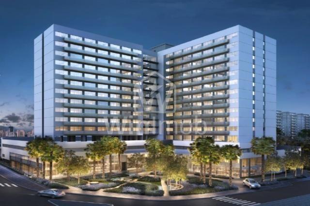Medplex eixo norte office | sala comercial de 34m² no bairro cristo redentor