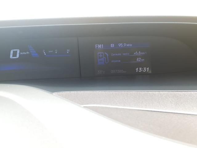 Honda Civic 2.0 LXR com kit multimídia original - Foto 4