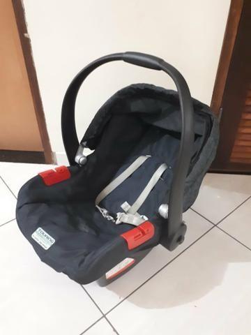 Carrinho e bebê conforto da burigoto - Foto 2