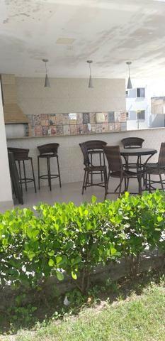 Apartamento 2/4 entrada parcelada em 72 x - 1 ano gratis de condominio - Pronto para Morar - Foto 14