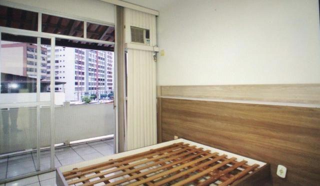 Apartamento praia do canto 3 quartos SEM GARAGEM - Foto 4