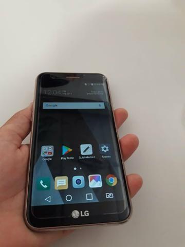 Smartphone LG k10 32GB Novo R$:490
