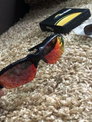 Óculos Oakley BreadBox - Bijouterias, relógios e acessórios - Ponta ... 47eeb5f0d6