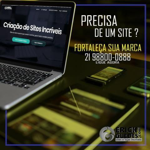 Criação de Site e Loja Virtual Incríveis ( Promoção   a partir de R ... c9a5c62c065