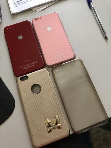 Capinhas iPhone 6s Plus