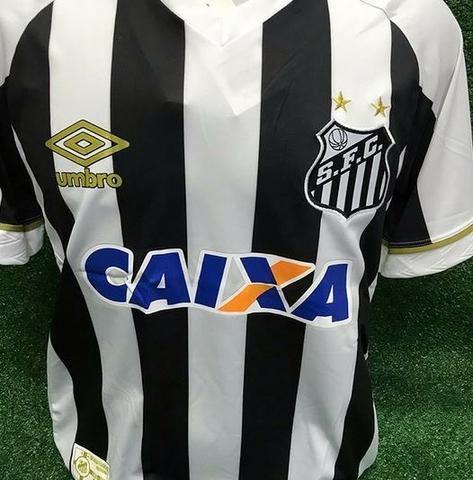 Camisa Do Santos Umbro 2019 Novos Modelos Entrego - Esportes e ... 9625bd9ebd42d