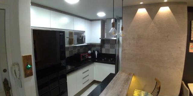 Lindo apartamento de 01 quarto a venda em Jardim Camburi - Foto 4