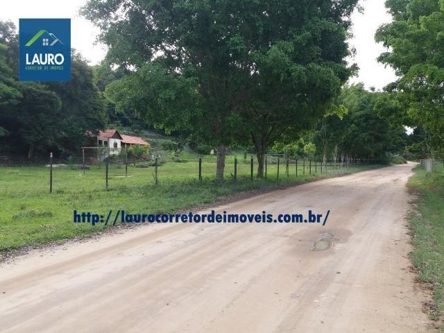 Oportunidade, vende-se chácara com 2 piscinas em Itaipé - Foto 7