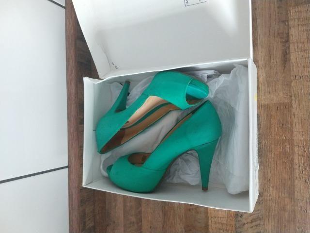 5fc002667 Sapato Schutz - Roupas e calçados - Rádio Club, Santos 618342855   OLX