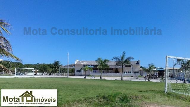 Mota imóveis - Tem Arraial do Cabo Terreno 223m² RGI Condomínio Lagoa Privativa - TE-148 - Foto 9