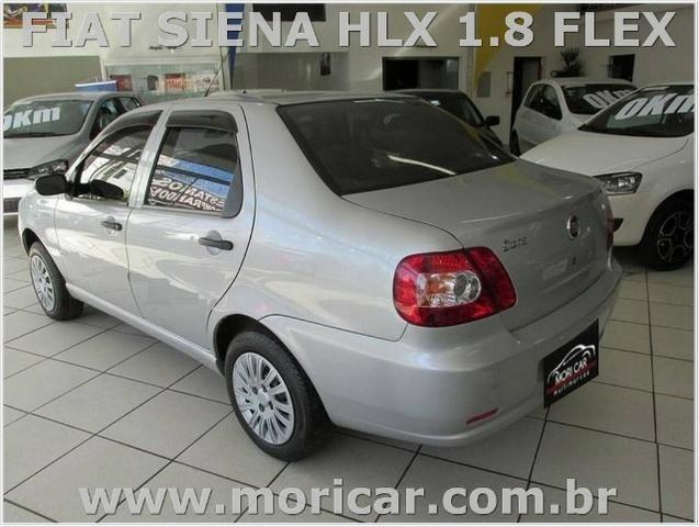 Fiat Siena Hlx 1.8 Flex - Ano 2006 - Bem Conservada - Foto 11