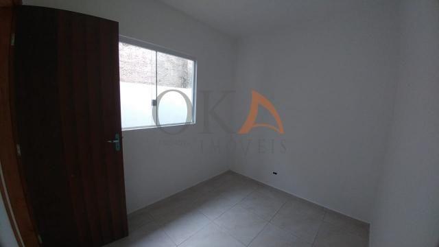 Casa 42m² 02 dormitórios no campo de santana é na oka imóveis - Foto 13