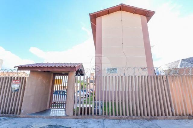 Apartamento à venda com 2 dormitórios em Cidade industrial, Curitiba cod:143898