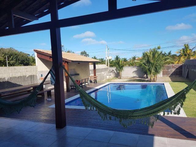 Vendo casa com 4 suítes 350m2 na praia de Enseadinha - Foto 2