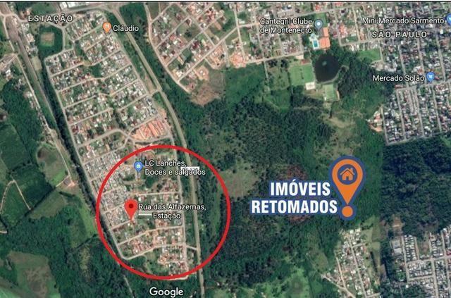 Imóveis Retomados | Casa c/ área do terreno de 360,00m2 | Montenegro/RS