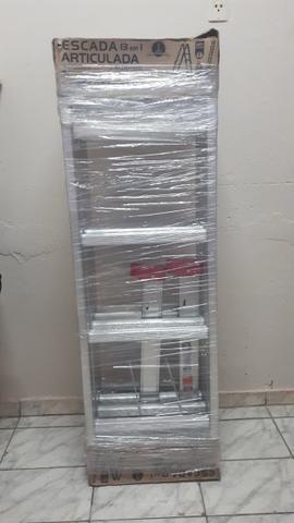 Escada articulada 4x4 - Foto 2