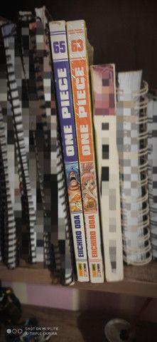 Mangas One Piece novos nos plasticos - Foto 2