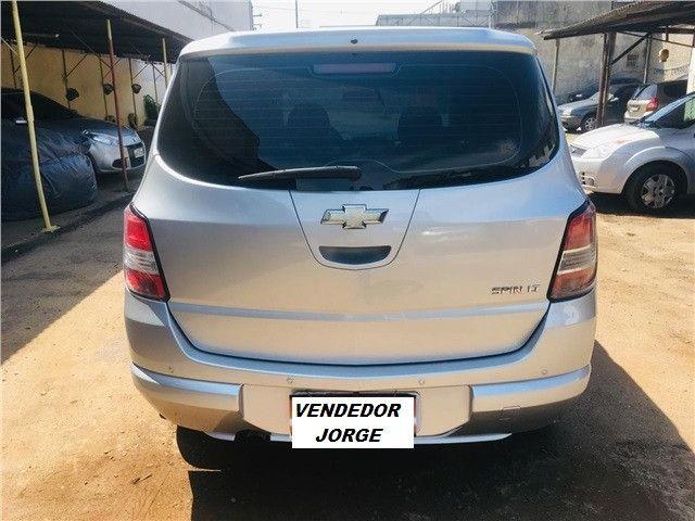 Chevrolet Spin Lt c/ multimídia e Gnv _ (sugestão) entrada 7mil + fixas 489,00 - Foto 2