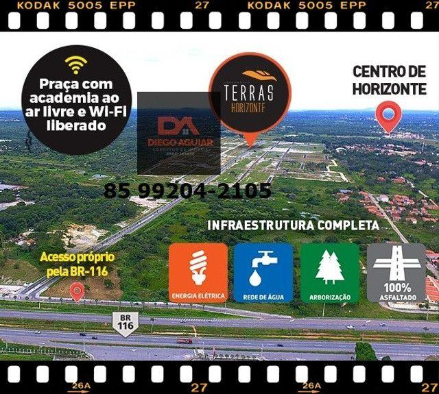 Lotes Terras Horizonte @#$%¨& - Foto 2