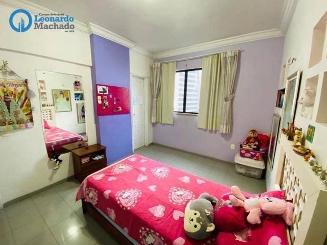 Apartamento à venda, 156 m² por R$ 650.000,00 - Meireles - Fortaleza/CE - Foto 8