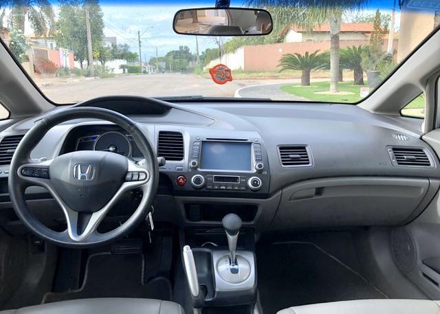 Honda Civic LXL 11/11 Automatico com câmbio Borboleta super novo - Foto 8