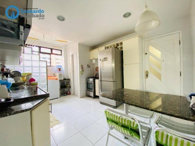 Apartamento à venda, 156 m² por R$ 650.000,00 - Meireles - Fortaleza/CE - Foto 6