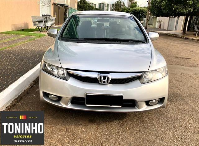 Honda Civic LXL 11/11 Automatico com câmbio Borboleta super novo - Foto 6