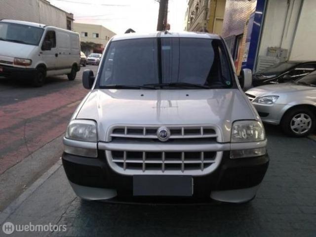 Fiat Doblo Hlx 1.8 Completa com Gnv 7 Lugares - 2008 - Foto 3